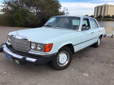 1974 Mercedes-Benz 280-Class for sale in Monterey, CA