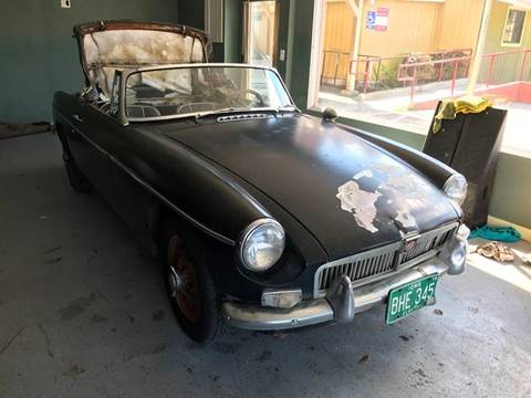 1966 MG B for sale in Monterey, CA
