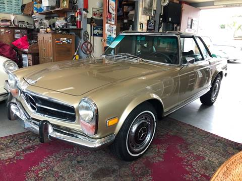 1971 Mercedes-Benz 280-Class for sale in Monterey, CA