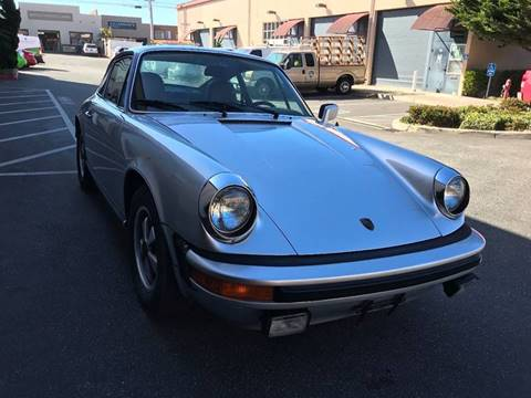 1976 Porsche 911 for sale in Monterey, CA