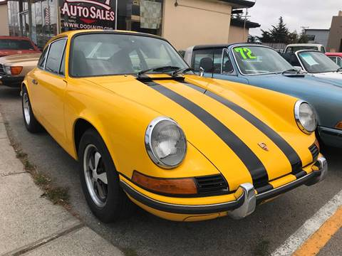 1973 Porsche 911 for sale at Dodi Auto Sales in Monterey CA