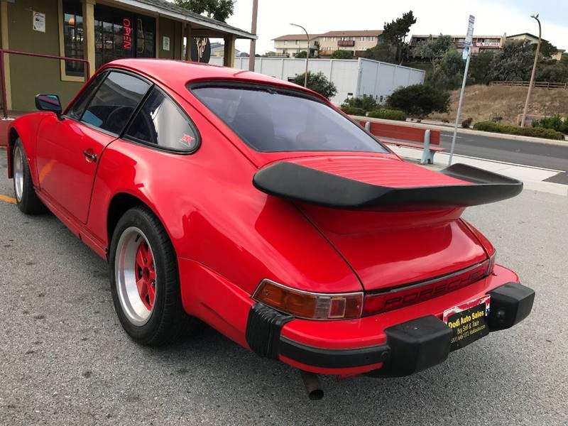 1966 Porsche 912 for sale at Dodi Auto Sales in Monterey CA