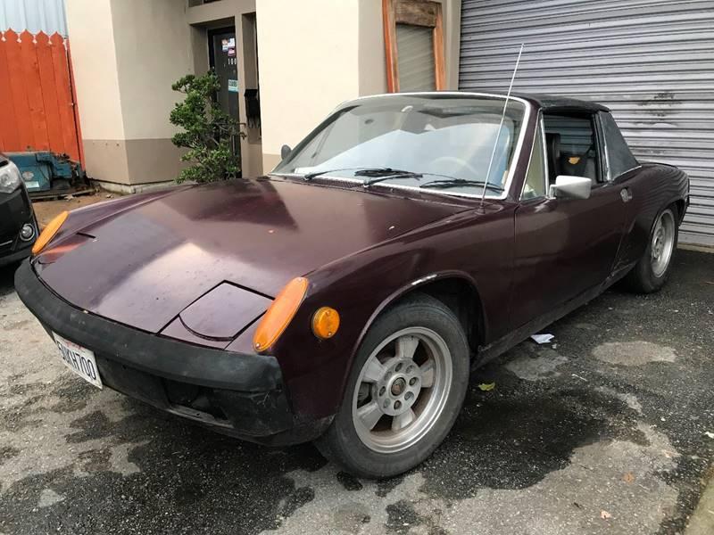 1971 Porsche 914 for sale at Dodi Auto Sales in Monterey CA