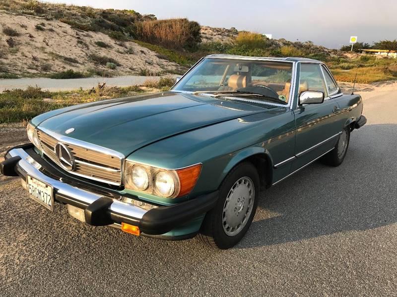 1987 Mercedes-Benz 560-Class for sale at Dodi Auto Sales in Monterey CA