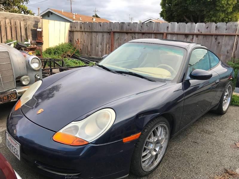 2000 Porsche 911 for sale at Dodi Auto Sales in Monterey CA