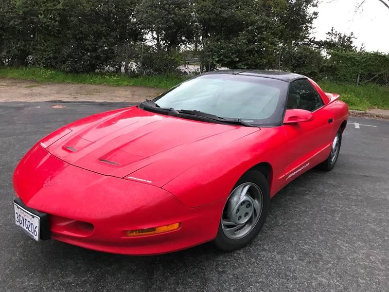 1994 Pontiac Firebird for sale at Dodi Auto Sales in Monterey CA