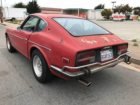 1973 Datsun 240Z for sale in Monterey, CA