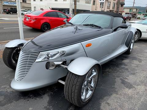 2000 Plymouth Prowler for sale in Monterey, CA