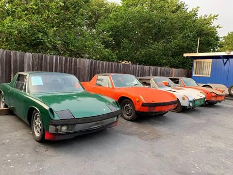 1970 Porsche 914 for sale in Monterey, CA