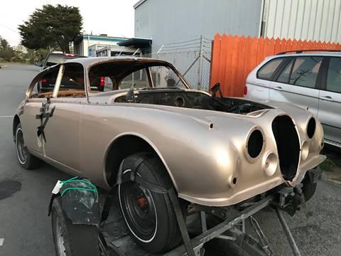 1963 Jaguar Mark VIII for sale in Monterey, CA