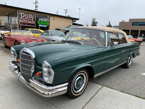 1967 Mercedes-Benz 240-Class for sale in Monterey, CA