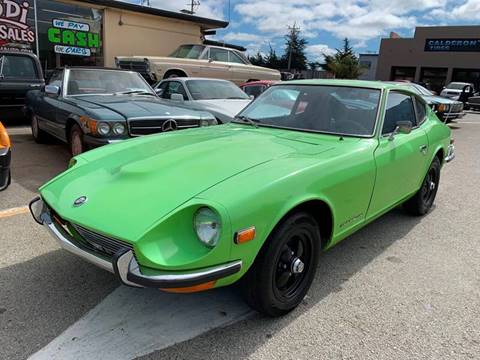 1971 Datsun 240Z for sale in Monterey, CA