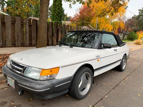 1989 Saab 900 for sale in Monterey, CA