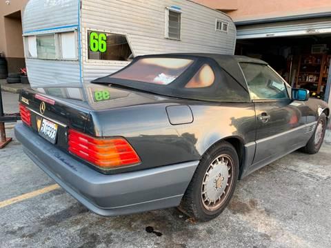 1992 Mercedes-Benz 300-Class for sale at Dodi Auto Sales in Monterey CA