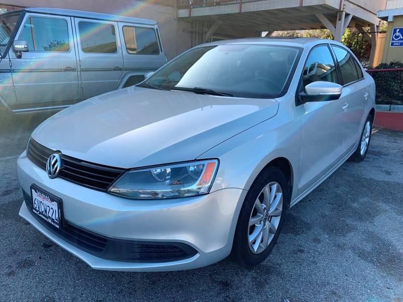 2011 Volkswagen Jetta for sale at Dodi Auto Sales in Monterey CA
