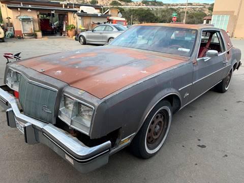 1979 Buick Riviera for sale at Dodi Auto Sales in Monterey CA