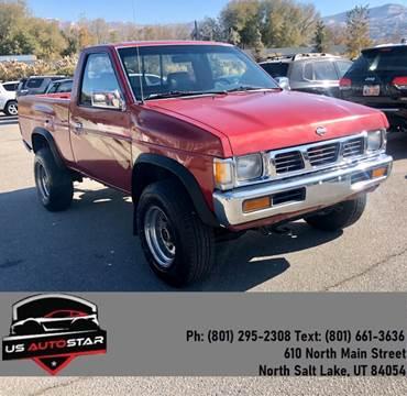 1995 Nissan Truck for sale in North Salt Lake, UT