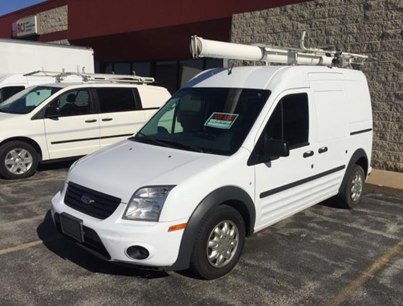 2013 Ford Transit Connect Cargo Van Xlt In Springfield Mo