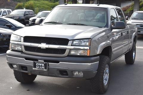 2003 Chevrolet Silverado 1500HD for sale in Ventura, CA