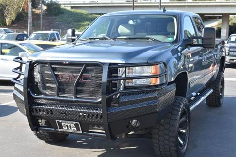 2008 GMC Sierra 2500HD for sale in Ventura, CA