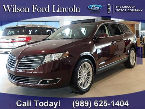 2019 Lincoln MKT for sale in Saginaw, MI