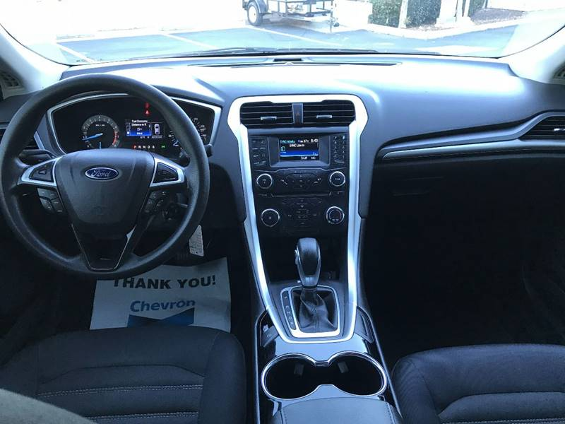 2014 Ford Fusion SE 4dr Sedan - Newark CA