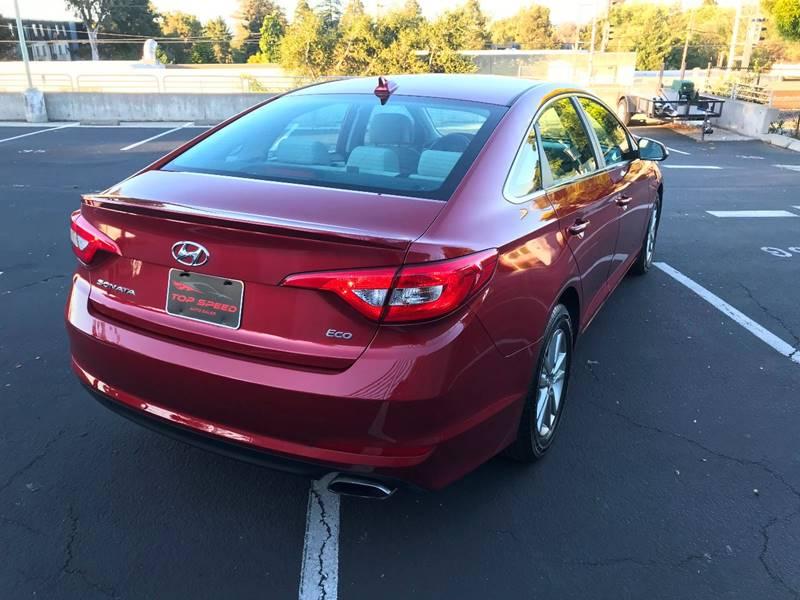 2015 Hyundai Sonata Eco 4dr Sedan - Newark CA