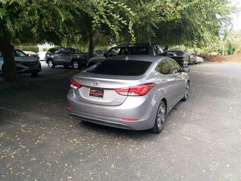 2014 Hyundai Elantra Limited 4dr Sedan - Newark CA