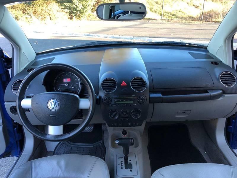 2007 Volkswagen New Beetle 2.5 2dr Coupe (2.5L I5 6A) - Newark CA