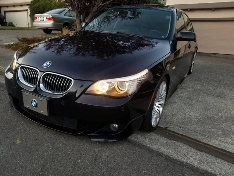 2008 BMW 5 Series 550i 4dr Sedan Luxury - Newark CA