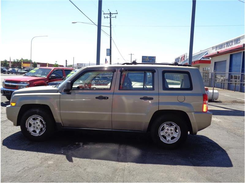 2008 Jeep Patriot For Sale At Drive A Car In Union Gap WA