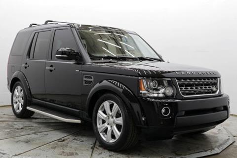 2016 Land Rover LR4 for sale in Philadelphia, PA