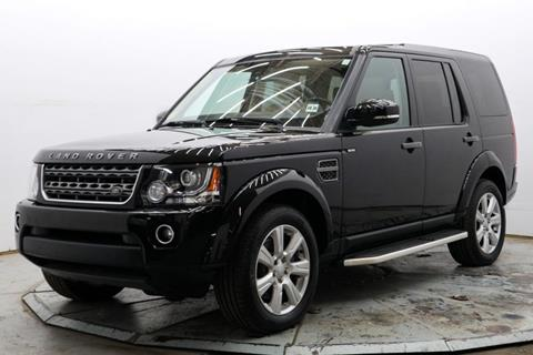 2016 Land Rover LR4 for sale in Philadelphia, PA