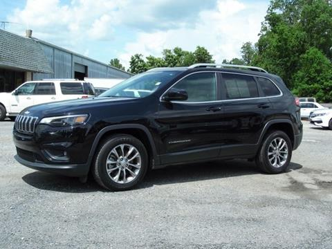 2019 Jeep Cherokee for sale in Grosse Tete, LA