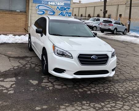2015 Subaru Legacy for sale in Salt Lake City, UT