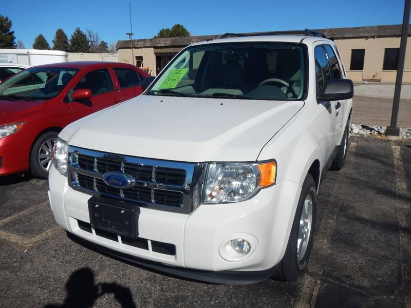 2011 ford escape xlt in aurora co - good deal auto sales