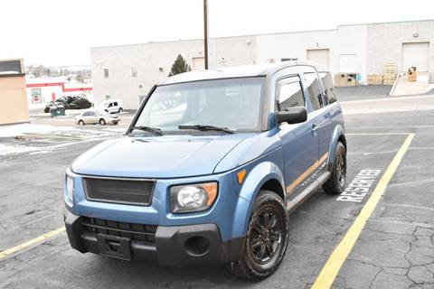 2008 Honda Element for sale in Englewood, CO