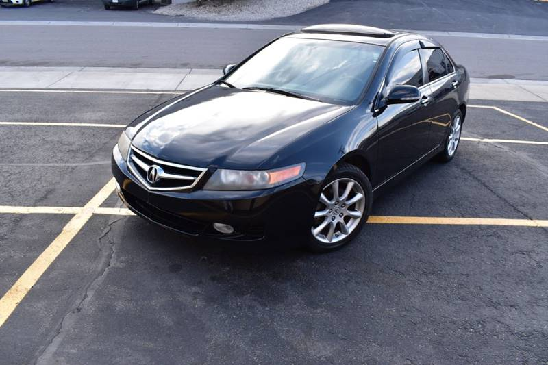 2008 Acura TSX for sale at Good Deal Auto Sales LLC in Englewood CO