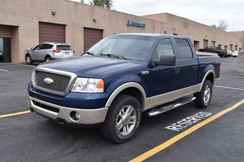 2007 Ford F-150 for sale in Englewood, CO