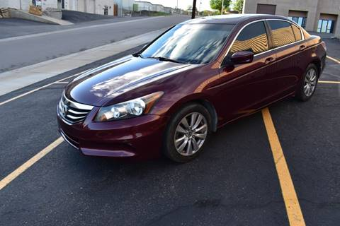 2012 Honda Accord for sale in Englewood, CO