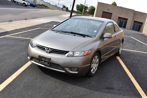 2007 Honda Civic for sale in Englewood, CO