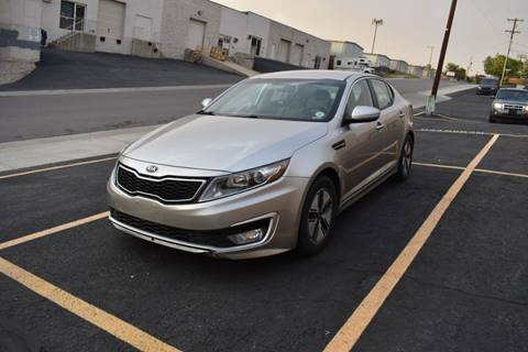 2012 Kia Optima Hybrid for sale in Denver, CO