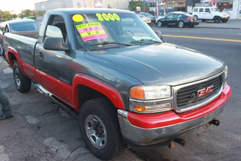 1999 GMC Sierra 2500 for sale in Bronx, NY