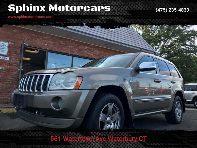 2006 Jeep Grand Cherokee For Sale At Sphinx Motorcars In Waterbury CT