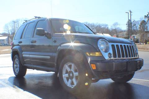 2005 Jeep Liberty for sale in Waterbury, CT