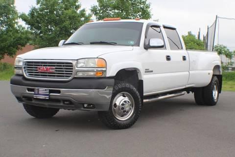 2002 GMC Sierra 3500 for sale in Waterbury, CT
