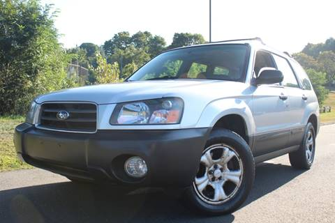 2003 Subaru Forester for sale in Waterbury, CT