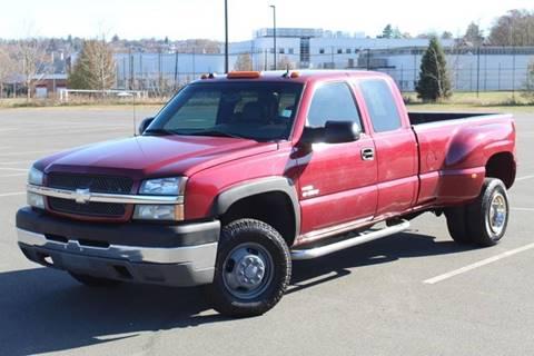 2004 Chevrolet Silverado 3500 for sale in Waterbury, CT