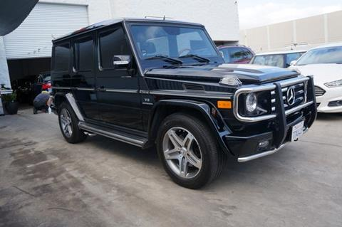 2010 Mercedes-Benz G-Class for sale in Sun Valley, CA