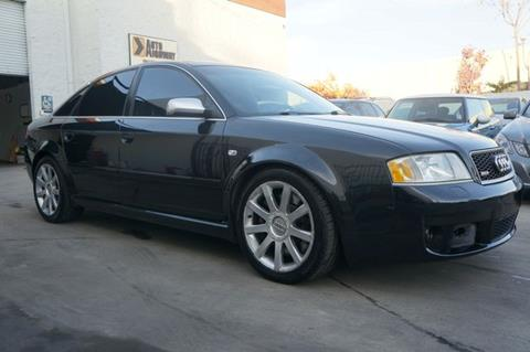 2003 Audi RS 6 for sale in Sun Valley, CA